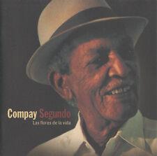 Compay Segundo - Las Flores De La Vida (CD 2000). MINT