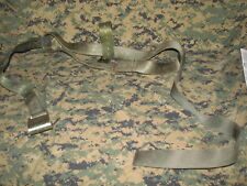 tow dolly straps military webbing grade set of 2 j hook flat