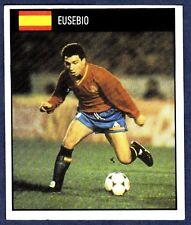 ORBIS 1990 WORLD CUP COLLECTION-#155-SPAIN-EUSEBIO