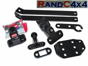 LR007484 Land Rover Discovery 3 & 4 Height Adjustable Tow Bar Bracket WITTER