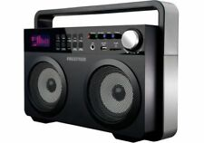 TEAC Freestyler PBT1000 Ghetto Blaster Wireless Boombox - Black