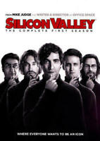 SILICON VALLEY: THE COMPLETE FIRST SEASON (2PC) [DVD]