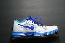 Nike Lunar Trainer TR1 Running Sneaker '12 Athletic Multi Blue White Men 12 Hip