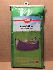 "Kaytee Fuzz-E-Floor 27""L X 16.5""W Green"