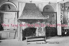 ES 457 - Troop Room, Gilwell Park, Waltham Abbey, Essex c1931 - 6x4 Photo