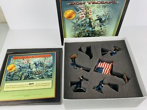"""RARE DON TROIANI DIECAST 1:32 SCALE CIVIL WAR """" LIONS OF THE ROUND TOP """" 59001"""