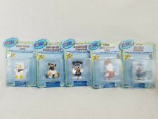 LOT Of 5 New Ganz Webkinz Toy Figures With Codes
