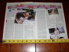 CONNIE STEVENS CORVETTE L98 - ORIGINAL 1992 ARTICLE