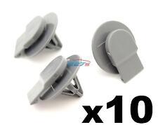 10 X BMW Mini Radhausverkleidung Clips- Befestigungselemente für Außen
