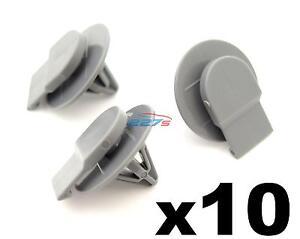 10x BMW Mini Passage de Roue Bordure Clips- Attaches pour Extérieur