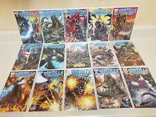 IDW Comics Godzilla Rulers of Earth #1-10, 11-14, 16-25, VF-NM!