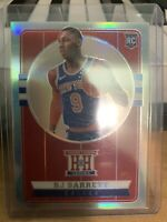 2019-2020 panini chronicles RJ Barret SILVER hometown Heroes Rookie!