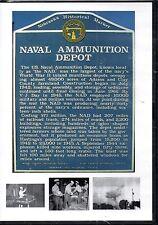 U. S. Naval Ammunition Depot Hasting Nebraska (DVD) New
