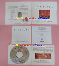 CD THE SOUND In the hothouse 1996 london RENASCENT REN CD 2 DIGIPACK(Xs5) lp mc