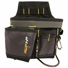 NEW Quality Nylon Polyester Construction Tool-Belt Holster Pocket Pouch Holder