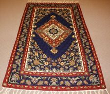 Oriental Persian Chain Stitch Handmade Wool Rug Carpet Home Floor Decor Area