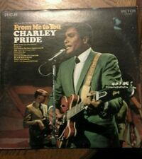 Charlie Pride From Me To You Stereo LP (EXCELLENT) 1971 RCA Victor 12""