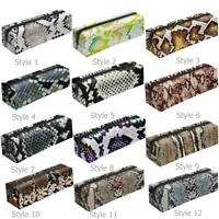 Makeup Pencil Case Zipper Cosmetic Pouch Pen Box Stationery School Storage Bags