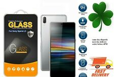 Sony Experia L3  New Tempered Glass Mobile Phone Screen Protector cover