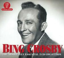 Bing Crosby ABSOLUTELY ESSENTIAL COLLECTION Best Of 60 Songs NEW SEALED 3 CD