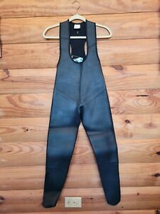 Desoto T1 Black Pearl Bibjohn Wetsuit SIZE 3 Men's or Women's