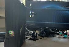 Xbox 360 Slim Trinity 4GB RGH 1.2 w/ 120GB HDD