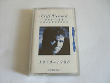 Cliff Richard Private Collection Double Play Cassette Tape
