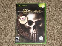 Brand New! Enclave Xbox Sealed Action RPG En Clave Fast Shipping! RARE Game!