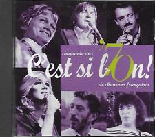CD album: Compilation: C' Est Si Bon ! '70. Vol.5. Polygram. U