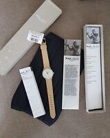 Junghans MAX BILL 027/3701.00 Armbanduhr Herren Unbenutzt Mit OVP HAU mechanisch