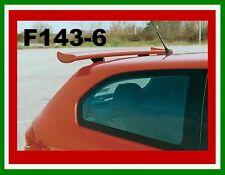 SPOILER  POST REG  ALFA 147 GREZZO COMPLETO KIT MONTAGGIO F143-6G SI143-6-1