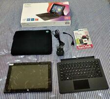 Linx Exspect 10V64 10-Inch Tablet with Keyboard (Intel Atom, Windows 10) Bundle