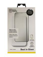 BodyGuardz Pure 2 Edge Tempered Glass Screen Protector for iPhone 11 Pro Max 6.5