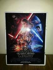 STAR WARS THE FORCE AWAKENS POSTER A3 FRAMED PICTURE...260GSM