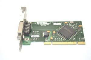 National Instruments PCI-GPIB Interface Adapter Card PCB Assy 188513B-01 N114
