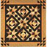 Star Crossed Quilt pattern - cozy quilt designs