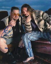 THE BIG LEBOWSKI.. John Goodman with Jeff Bridges - SIGNED