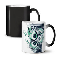 Animal Rabbit Bass NEW Colour Changing Tea Coffee Mug 11 oz | Wellcoda