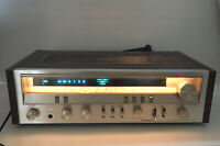 Pioneer SX-3700 Vintage AM / FM Stereo Receiver With Manual Working Tested