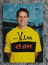 Heiko Herrlich Borussia Dortmund BVB 02/03 jetzt Trainer Bayer Leverkusen