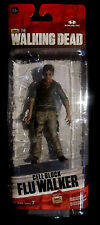 The Walking Dead Cell Block Flu Walker-Figurine-McFarlane-Series 7