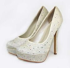 deluxy-43 New Blink Fashion Stiletto Party Prom 5.5 inch High Heel Women's Shoes