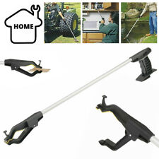 Long Handler Litter Rubbish Picker Grabber Hand Claw Reacher Held Pick Up Tool