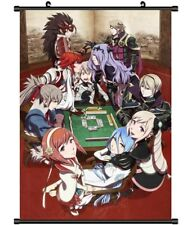 """Hot Japan Anime Fire Emblem Cosplay Home Decor Poster Wall Scroll 8""""x12"""" PP243"""