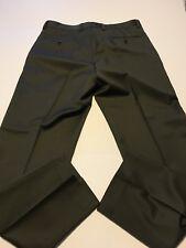 Lauren Ralph Lauren Wool Cashmere Brown Dress Pants 34/32