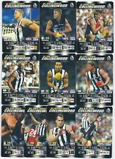2004 Teamcoach COLLINGWOOD Team Set (10 Cards) ****