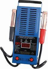BGS 63502  Digitaler Batterietester Tester Prüfer Autobatterie Batterietestgerät