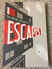 THE AMAZING ADVENTURES OF THE ESCAPIST TPB VF/NM CHABON
