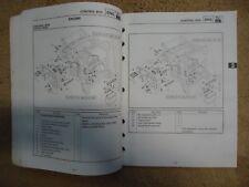 YAMAHA EF4500iSE GENERATORE INVERTER manuale del servizio utilizzato!!!