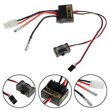 320A Brush Speed Controller ESC 1/8 1/10 1:10 Reverse For RC Car Boat Truck